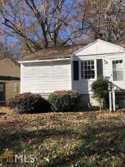 Marietta Multi Family Home New: 411 NE Allgood Road NE