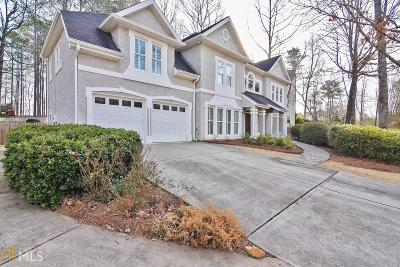 Roswell Single Family Home New: 3342 Trails End Rd