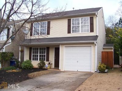 McDonough GA Single Family Home Under Contract: $109,900