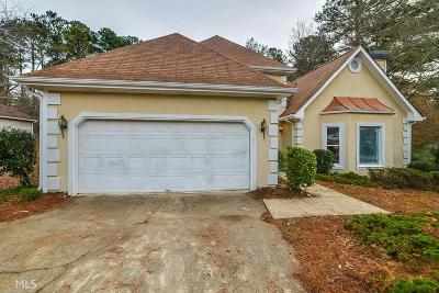 Snellville Single Family Home Under Contract: 3052 Chesterfield Ct