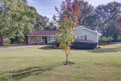 Conyers Single Family Home New: 411 SE Clubland Circle