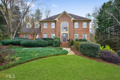 Snellville Single Family Home Under Contract: 4330 Horder Ct