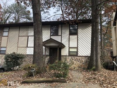 Smyrna Condo/Townhouse Under Contract: 2581 Park Rd