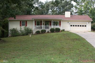Gainesville Single Family Home New: 5326 Cobblestone