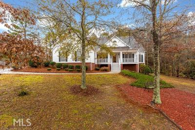 Carroll County, Douglas County, Paulding County Single Family Home New: 396 Summer Ridge Drive