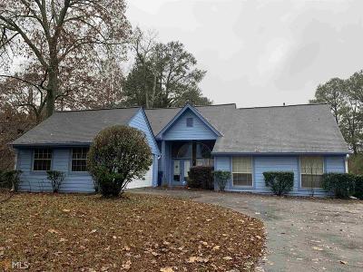 Atlanta Single Family Home New: 3074 Mount Gilead