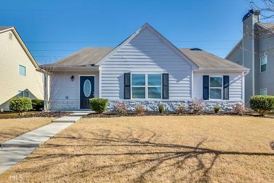 Hoschton Single Family Home For Sale: 316 Meadow Vista Ln