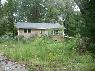 Douglasville Single Family Home New: 4100 Reynolds Rd