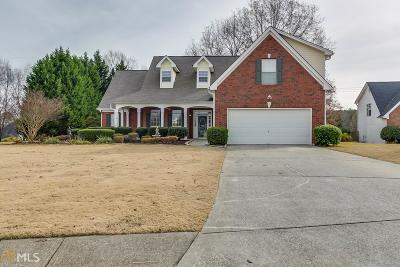 Dacula Single Family Home For Sale: 3198 Kinross Ct
