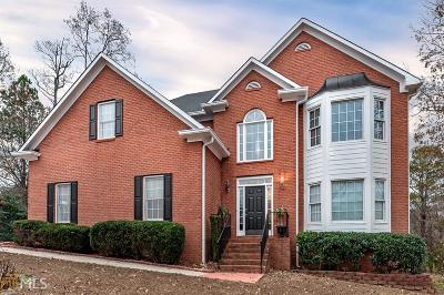 Winston Single Family Home For Sale: 7418 Mason Falls