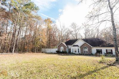 Fayetteville Single Family Home Under Contract: 160 Warren Way #Phs I