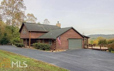 Blairsville Single Family Home Under Contract: 146 Ansley Ln
