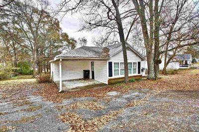 Douglasville Single Family Home New: 6498 Spring St