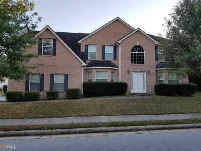 Lithonia Single Family Home Under Contract: 1591 Rice Sq #88