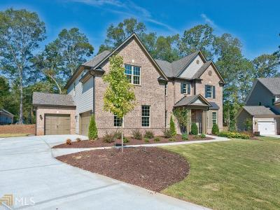Auburn Single Family Home Under Contract: 4823 Highland Wood Dr
