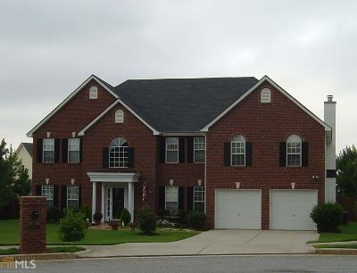 McDonough GA Single Family Home New: $248,900