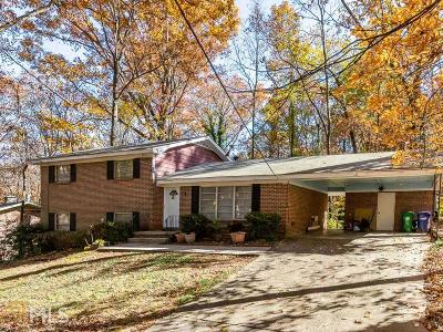 Single Family Home For Sale: 3430 Inman Dr