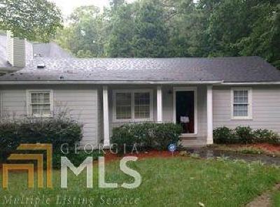 Atlanta Single Family Home New: 3154 Briarcliff