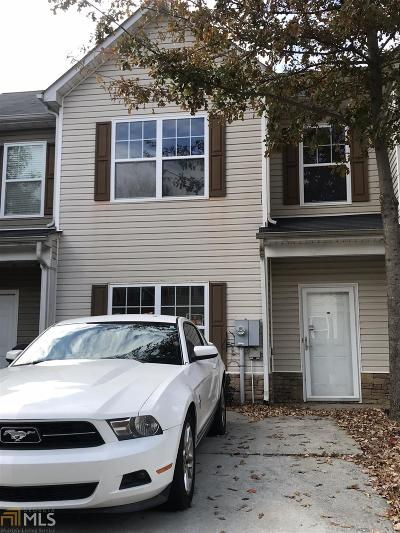 Atlanta Condo/Townhouse New: 1677 Broad River Rd