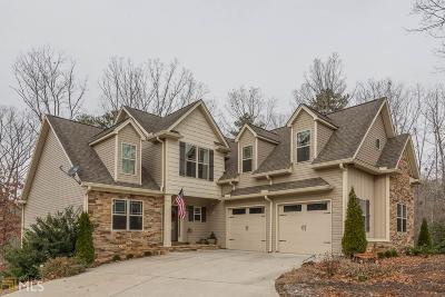 Habersham County Single Family Home For Sale: 384 Hidden Meadows Ln