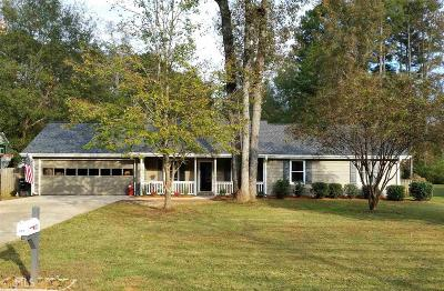 Covington Single Family Home New: 200 Hardwood Dr