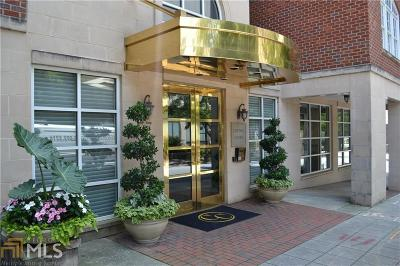 Atlanta Condo/Townhouse New: 77 Peachtree Pl #209