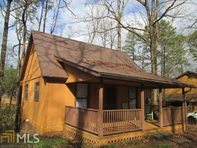 Habersham County Single Family Home For Sale: 122 Corey Creek Ln