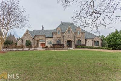 Buford Single Family Home For Sale: 2871 Hosch Valley Rd