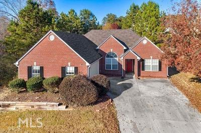 Conyers GA Single Family Home Under Contract: $169,999