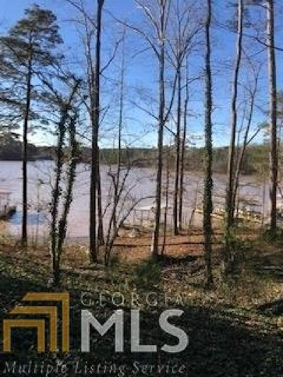 Martin Single Family Home Under Contract: 544 Lakeside Trl