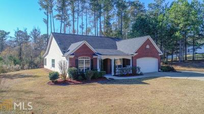Covington Single Family Home New: 25 Horseshoe Ct