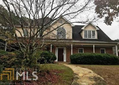 Snellville Single Family Home Under Contract: 1510 Meadow Oak Dr