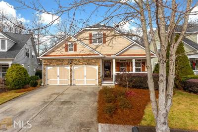 Powder Springs Single Family Home New: 3632 Spring Beauty Ct