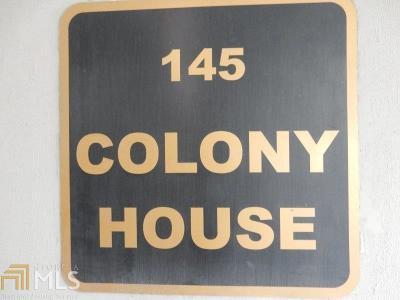 Atlanta Condo/Townhouse New: 145 15th St #202