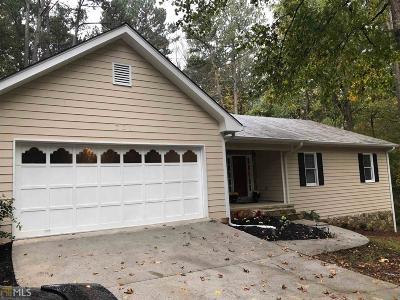 Conyers Single Family Home Under Contract: 701 Cedar Cir