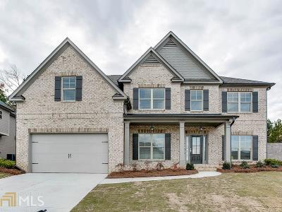 Lawrenceville Single Family Home New: 1993 Great Shoals Cir