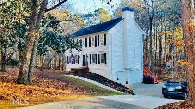 Fayetteville Single Family Home Under Contract: 155 Felton Ct