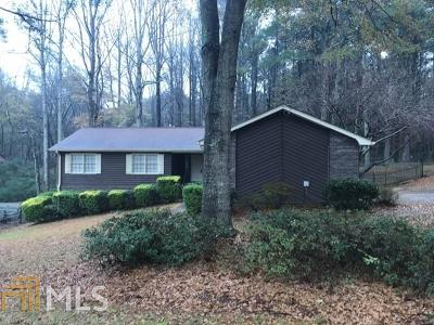 Conyers GA Single Family Home New: $149,900