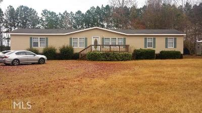 Haddock, Milledgeville, Sparta Single Family Home New: 155 Stewart Dr