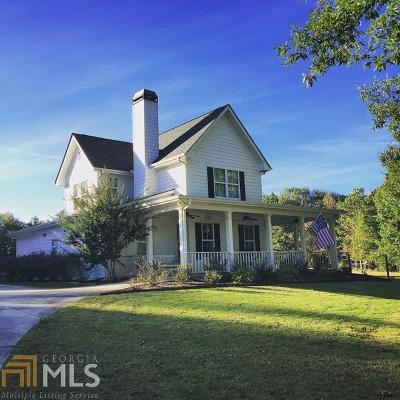 Monroe Single Family Home Under Contract: 3414 Jacks Creek Rd