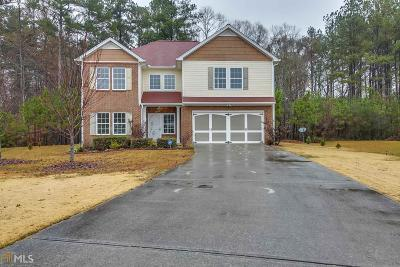 Powder Springs Single Family Home New: 3235 Avondale Pkwy