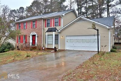 Lilburn Single Family Home For Sale: 4103 Deerbrook Way
