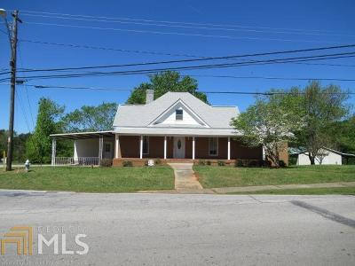 Roopville Single Family Home For Sale: 329 Old Hwy 27 S