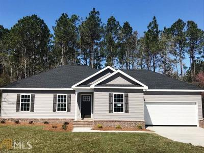 Statesboro Single Family Home For Sale: 225 Sandalwood Cir