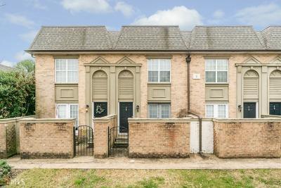 Atlanta Condo/Townhouse New: 6980 Roswell Rd #I2
