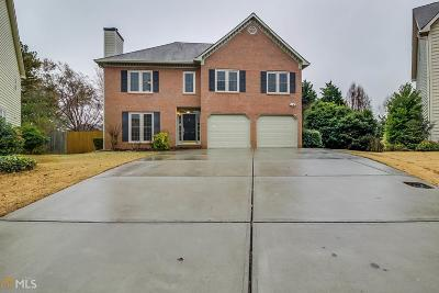 Marietta Single Family Home New: 2224 Concord Sq