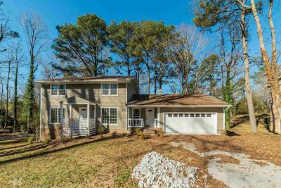 Conyers Single Family Home For Sale: 2548 Paces Lndg Dr