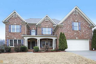 Lawrenceville Single Family Home New: 1663 Great Shoals Cir