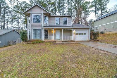 Lawrenceville Single Family Home New: 3787 Willow Wood Way