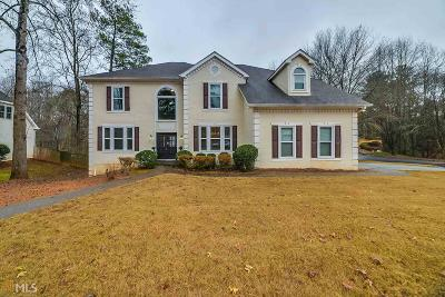 Alpharetta Single Family Home New: 5535 Cameron Forest Pkwy
